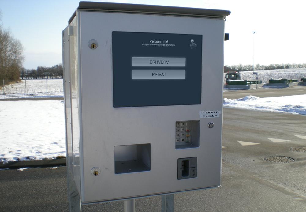 Paystation Automaten